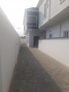 Exquisite 4 Bedroom Semi Detached Duplex with Fitted Kitchen and Bq, Gated Estate Off Ologolo Road, Ologolo, Lekki, Lagos, Semi-detached Duplex for Sale