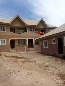 2 Bedrooms 4 Flat with Separate Rooms & Parlor Bq, Akobo, Ibadan, Oyo, Block of Flats for Sale