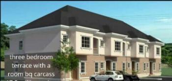 Luxury 3 Bedroom Terrace Duplex Plus Bq Carcass, Opposite Kubwa Federal Housing Bridge, Karsana, Abuja, Terraced Duplex for Sale