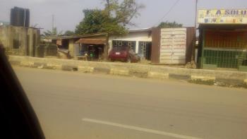 Demolishable Tenement Bungalow on Corner Piece 60ft*120ft Land(survey), Casso,alagbado, Oke-odo, Lagos, Detached Bungalow for Sale