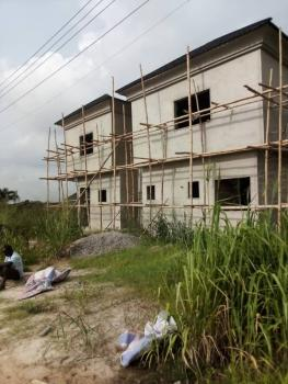 4-bedroom Duplex and Two (2) Units of 3-bedroom Flats, Forthright Estate, Behind The Punch Newspaper Headquarters, Magboro, Ogun, Block of Flats for Sale