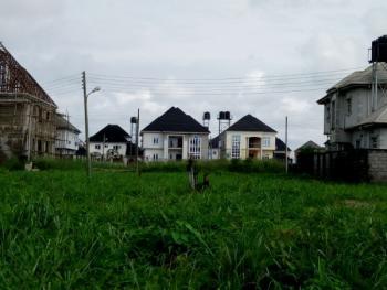Double Plot of Land, Pearl Garden Estate, Ph, Eliozu, Port Harcourt, Rivers, Residential Land for Sale