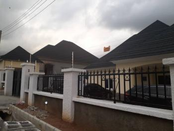 New - Spacious Bungalow (4 Ensuite Bedrooms) Combined with 1-bedroom Apartment, Mab Global Estate, Gwarinpa Estate, Gwarinpa, Abuja, Detached Bungalow for Rent