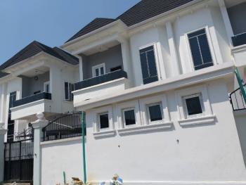 Excellent 4bedroom Semi Detached Duplex with Bq, Chevron, Chevy View Estate, Lekki, Lagos, Semi-detached Duplex for Sale