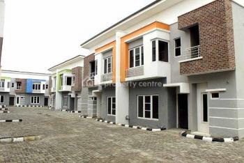 Newly Built 4 Bedroom Terraced Duplex, Abraham Adesanya Roundabout, Lekki Gardens Estate, Ajah, Lagos, Terraced Duplex for Rent