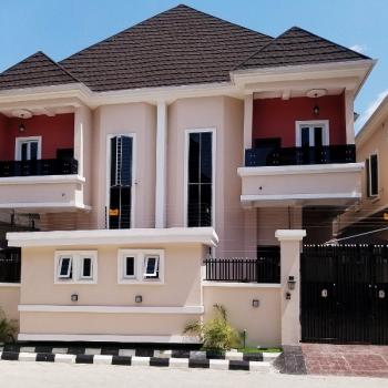 Newly Built Four (4) Bedroom Fully Detached Duplex with Bq, Off Chevron Drive, Chevy View Estate, Lekki, Lagos, Semi-detached Duplex for Sale