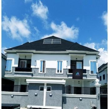 4 Bedroom Semi Detached Duplex with Bq, Off Chevron Drive, Chevy View Estate, Lekki, Lagos, Semi-detached Duplex for Sale