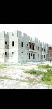Certificate of Occupancy, Located Beside Dangote Refinery Chemical, Oribanwa, Ibeju Lekki, Lagos, Terraced Duplex for Sale