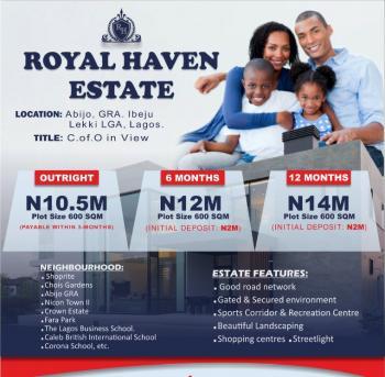 Royal Haven Estate, Abijo Gra, Abijo, Lekki, Lagos, Mixed-use Land for Sale