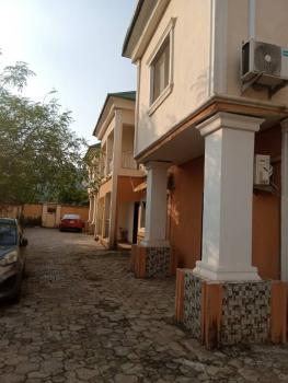 Spacious and Standard 3bedroom Terrace Duplex, Estate, Kado, Abuja, Terraced Duplex for Rent