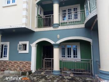 Newly Built 2 Bedroom Flat, Ekoro Abule Egba, Oke-odo, Lagos, Terraced Bungalow for Rent