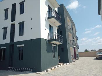 Luxury Brand New, Serviced 3bed+bq Flat. All Rms Ensuite with 8ft-doors, in a Block of 6flats, an Estate, on Kushenla Road, Ikate Elegushi, Lekki, Lagos, Flat for Rent