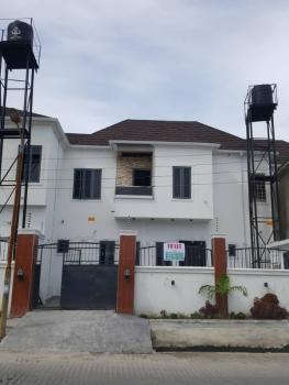 4 Bedroom Semi Detached Duplex + Bq, Off Oba Yekini Street, Ikate Elegushi, Lekki, Lagos, Semi-detached Duplex for Rent