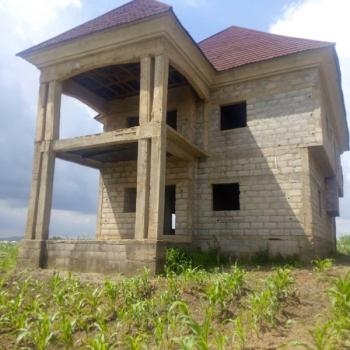 Duplex (carcass) with Bq Space, Mab Global Estate,   After Turkish Hospital., Mbora (nbora), Abuja, Detached Duplex for Sale