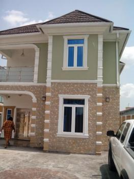 5bedroom + 2extra Rooms +2rooms Bq, Swimming Pool, Parking Spaceon 500sqm, Omole Phase1., Agidingbi, Ikeja, Lagos, House for Sale