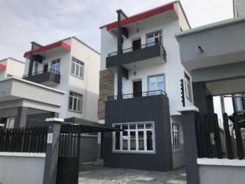 Luxury 5 Bedroom Fully Detached House, Lekki Phase 1, Lekki, Lagos, Terraced Duplex for Sale