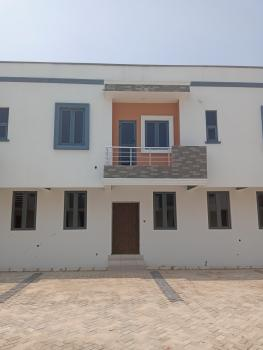 3bedroom Terrace Duplex with Bq, Off Orchid Hotel Road By Chevron Tollgate, Lafiaji, Lekki, Lagos, Terraced Duplex for Sale