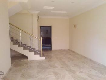 Newly Built 4 Bedroom Terrace House with a Bq, Agungi, Lekki, Lagos, Terraced Duplex for Rent
