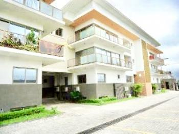 Serviced 3 Bedroom Penthouse Apartment with a Bq, Phase 2, Osborne, Ikoyi, Lagos, Flat for Sale