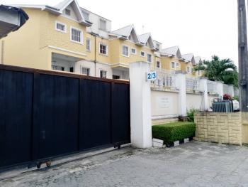 Luxury 4 Bedrooms Duplex & 1 Room Bq, Parkview, Ikoyi, Lagos, Terraced Duplex for Rent