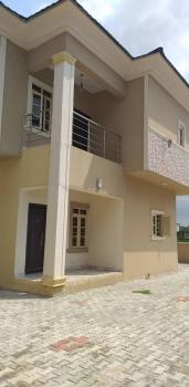 Brand New Individually Built Detached 4 Bedroom Duplex with Bq, Lekki Garden Estate Phase 2 By Abraham Adesanya Estate, Ajah, Lagos, Detached Duplex for Sale