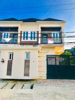 Humongous 5 Bedroom Semi Detached Duplex with a Domestic Room (residential/commercial), By Chevron Tollgate, Orchid Hotel Road,, Lekki Expressway, Lekki, Lagos, Semi-detached Duplex for Sale