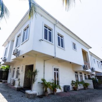 Well Built 5 Bedroom Semi Detached House, Oniru, Victoria Island (vi), Lagos, Semi-detached Duplex for Sale