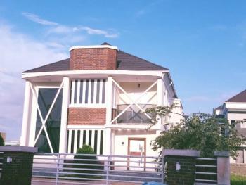 Luxury Five Bedroom Detached Duplex with Bq, Pinnock Beach Estate, Osapa, Lekki, Lagos, Detached Duplex for Sale