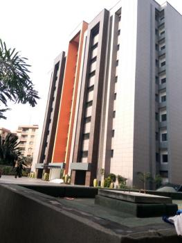 Newly Built and Well Finished 3 Bedroom Luxury Apartment with 2 Rooms Bq, Fully Fitted Kitchen, Off Bourdilon, Old Ikoyi, Ikoyi, Lagos, Flat for Rent