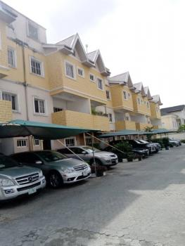 4 Bedroom Terraced with Bq, Parkview Estate, Parkview, Ikoyi, Lagos, Terraced Duplex for Rent