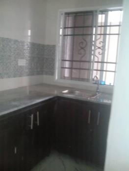 Bround New Room & Parlour Self-contained  Up Floor, Behind Romay Garden, Ilasan, Lekki, Lagos, Mini Flat for Rent