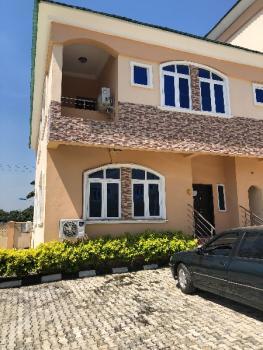 Luxury Three Bedroom Duplex, Along Stella Maris School, Life Camp, Gwarinpa, Abuja, Terraced Duplex for Sale