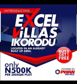 Excel Villas, Jaloke Community, Isiu, Maya, Ikorodu, Lagos, Residential Land for Sale