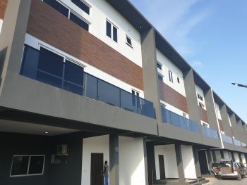 Luxury 4 Bedroom Terraced Duplex with a Bq, Ikate Elegushi, Lekki, Lagos, Terraced Duplex for Sale