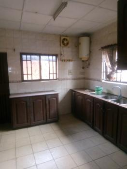 Spacious 4 Bedroom Bungalow, Just 2 Tenant in The Compound, Off Ijesha Road, Ijesha, Surulere, Lagos, Flat for Rent