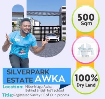 Estate Land, Nibo Isi Agu Behind British International School, Awka, Anambra, Residential Land for Sale