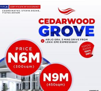 Estate Land with C of O, Gra Behind Corona School, Abijo, Lekki, Lagos, Residential Land for Sale
