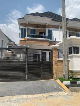 Newly Built 4 Bedroom Semi-detached Duplex, All Rooms En Suite, Fitted Kitchen and a Room Bq, Off Lekki Epe Expressway, Ikota Villa Estate, Lekki, Lagos, Semi-detached Duplex for Sale