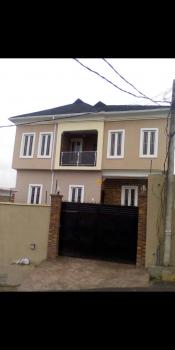 4 Bedroom Semi Detached Duplex with 1 Room Bq, Gra, Magodo, Lagos, Semi-detached Duplex for Sale