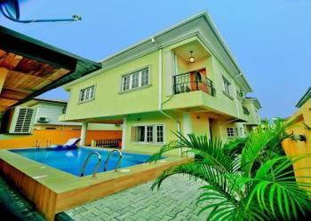Luxury 4 Bedroom Detached Duplex with Bq, Vgc, Ajah, Lagos, Detached Duplex Short Let