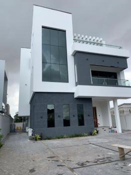 5 Bedroom Fully Detached Duplex, Pinnock, Osapa, Lekki, Lagos, Detached Duplex for Sale