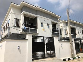 ; Bedroom Semi Detached Duplex with Bq, Ikota Villa Estate, Lekki, Lagos, Semi-detached Duplex for Sale
