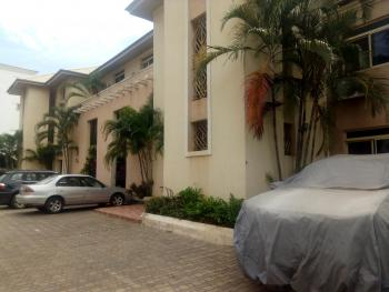 Serviced 2 Bedroom Blocked of Flat with Generator and Air Conditioner, Off Ademola Adetokunbo Crescent, Wuse 2, Abuja, Flat for Rent