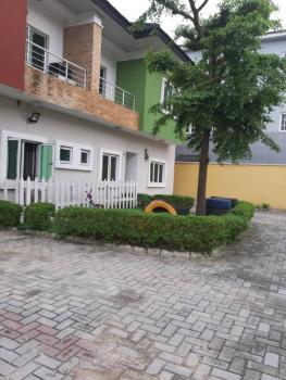 Serviced  3 Bedroom Terraced + Bq, Valour Estate. Platinum Way, Jakande, Lekki, Lagos, Terraced Duplex for Rent