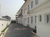 Luxurious 5 Bedroom Terrace Duplex + Penthouse with Swimming Pool, Off Second Avenue Street, Banana Island, Ikoyi, Lagos, Terraced Duplex for Rent