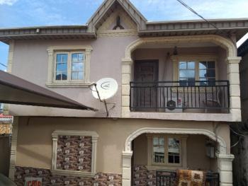 2 Bedroom Mini Duplex, 60 Olowu Street, Isheri Olofin, Alimosho, Lagos, Semi-detached Duplex for Sale