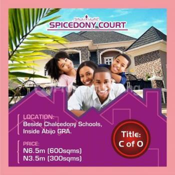 C of O Estate Land, Beside Chalcedony School, Abijo, Lekki, Lagos, Residential Land for Sale