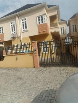 4 Bedroom Semi Detached Duplex, Westend Estate Off Lekky County Road, Ikota, Lekki Expressway, Lekki, Lagos, Semi-detached Duplex for Rent
