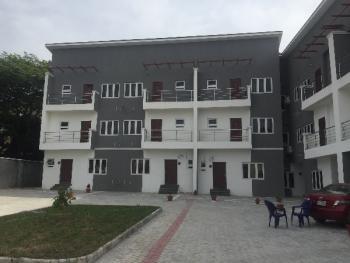 Newly Built 4-bedroom Terrace Duplex with Bq at Wuye for Sale, Idris-gidado Street, Wuye, Abuja, Terraced Duplex for Sale