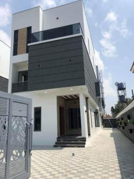 Elegantly Structured 5 Bedrooms Fully Detcahed Duplex with a Swimming Pool, Gym House Cinema and a Bq, Lekki Phase 1, Lekki, Lagos, Detached Duplex for Sale